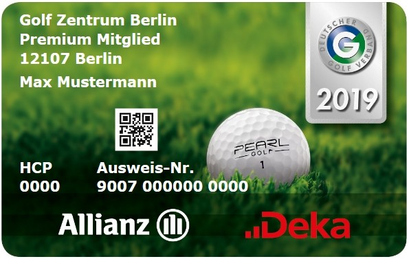 Golf Mitgliedschaft Berlin